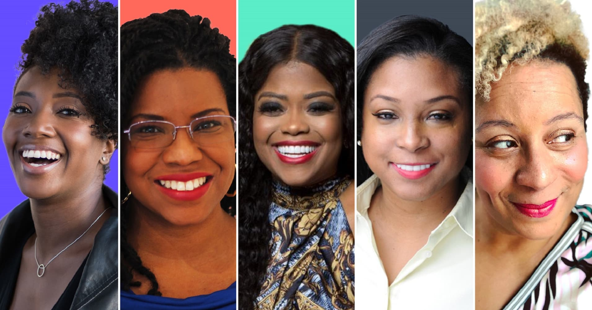 Tonya Rapley, April Reign, Karen Civil, Minda Harts and Leslie Mac share stories about negotiating your worth in the workplace.