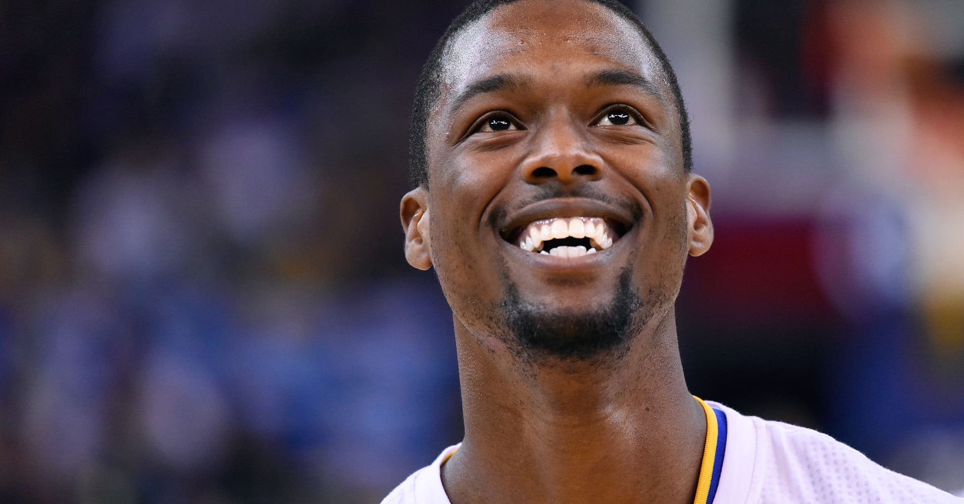 NBA star Harrison Barnes