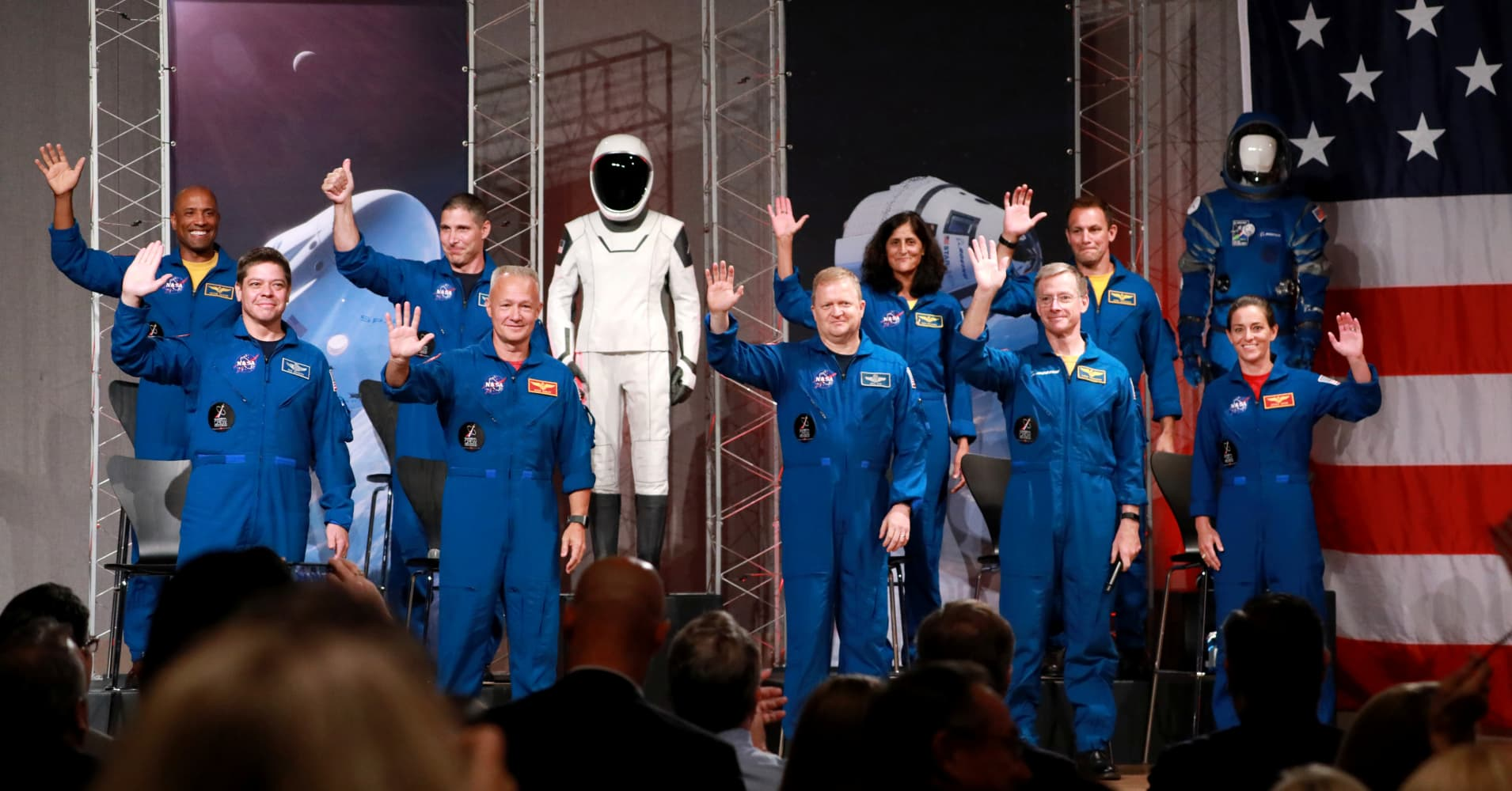 NASA Commercial Crew: The astronauts SpaceX and Boeing will launch
