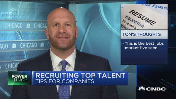 How to retain top talent in a tight labor market