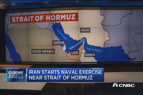If Iran does something near Strait of Hormuz, reaction will be 'cataclysmic': Expert