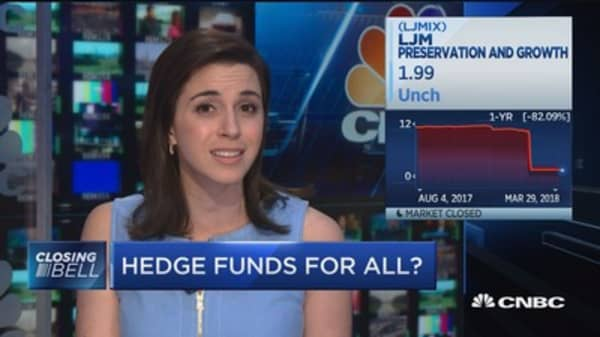 Retail investors eye liquid alts