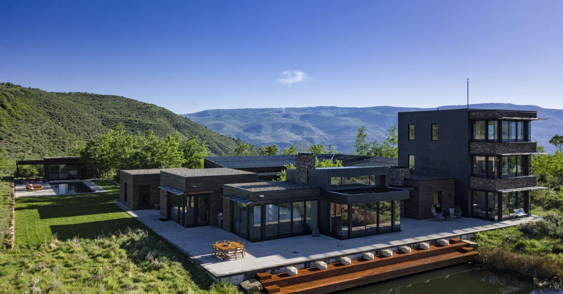 The $29 million Walden House