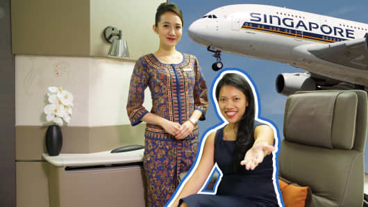 Singapore Airlines is the world's best airline. Here's what goes into making it so successful.