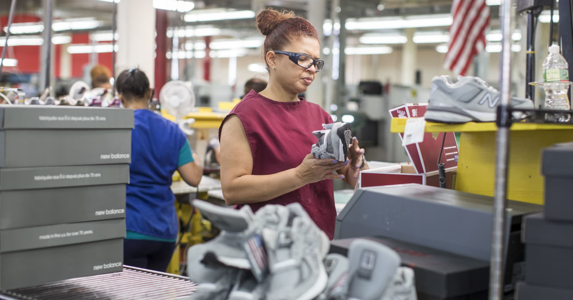 The five most important numbers from today's jobs report