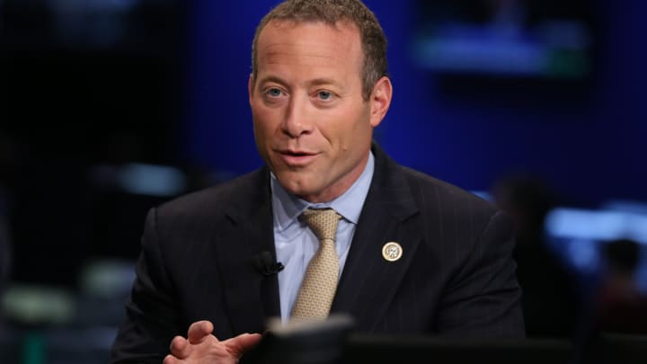New Jersey Rep. Gottheimer discusses how blue states can handle 'SALT' deductions
