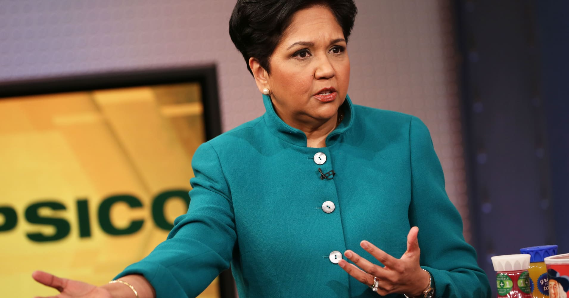 Amazon names former Pepsi CEO Indra Nooyi as new board member