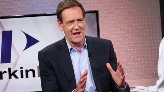 Robert Friel, CEO PerkinElmer