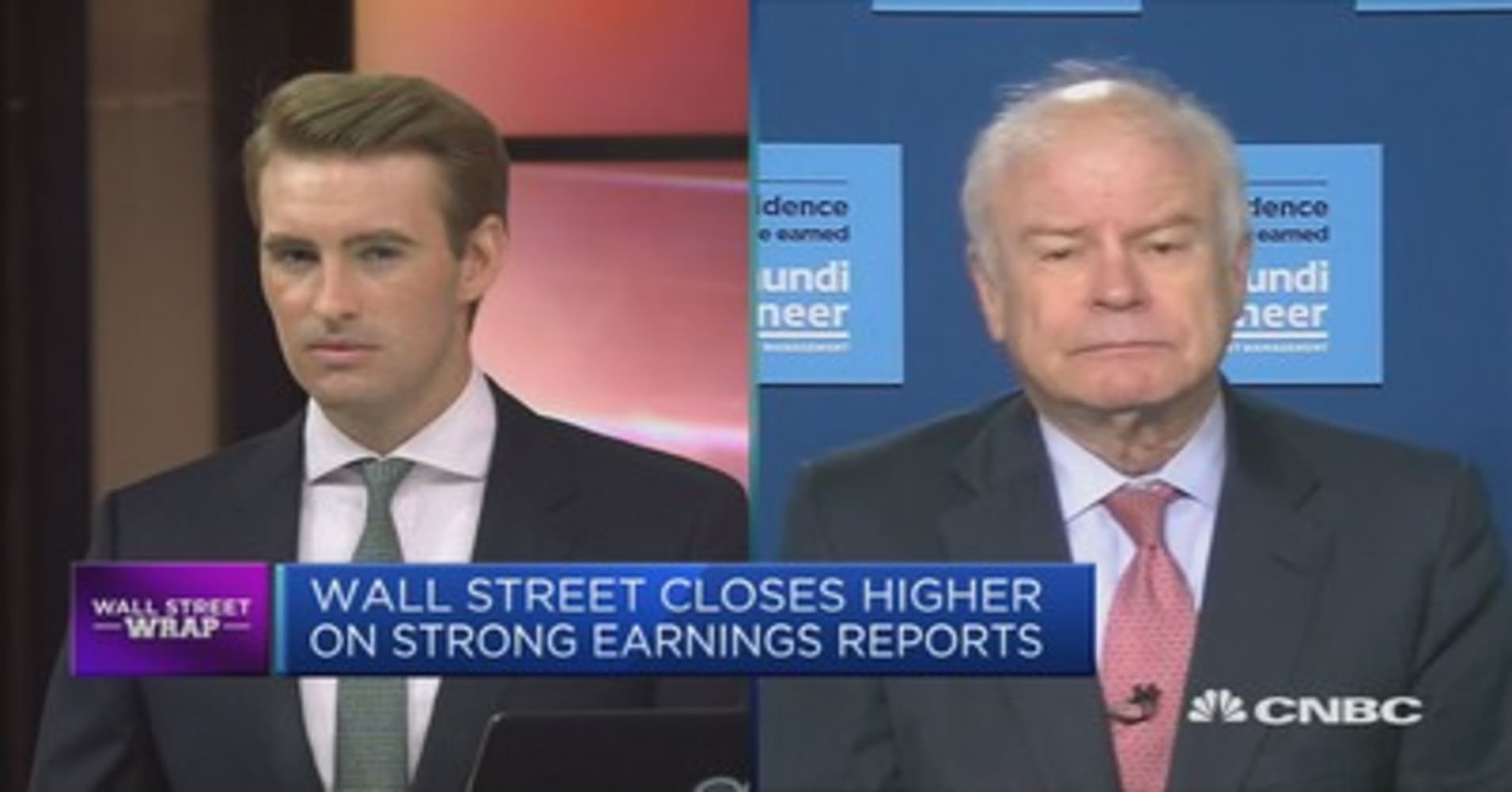 'Be cautious' on the US markets, says portfolio manager