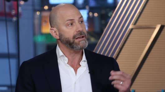 Josh Silverman, CEO of Etsy