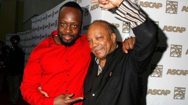 Wyclef Jean: This is why Quincy Jones was so important to me