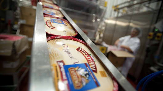 Kroger explores options for Turkey Hill ice cream brand