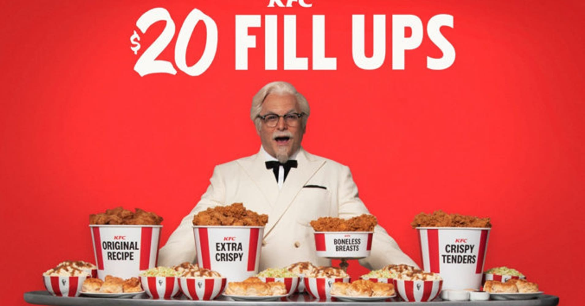 KFC lines up \'Seinfeld\' star as its new colonel