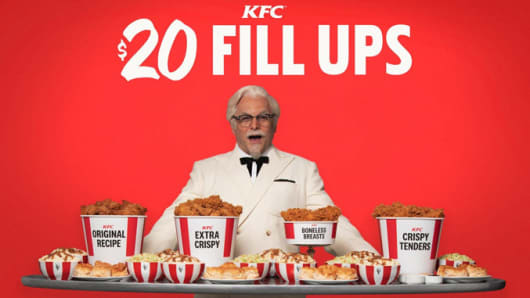 kfc lines up seinfeld star as its new colonel