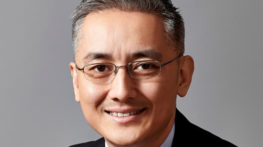 Sidney Huang, JD.com Chief Financial Officer