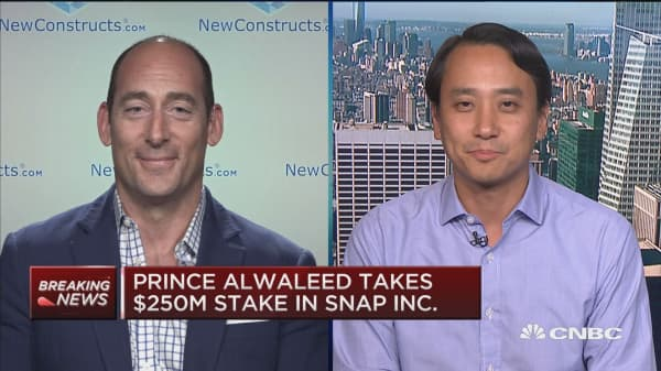 If you care about fundamentals, you got to stay away from Snap, says New Constructs CEO