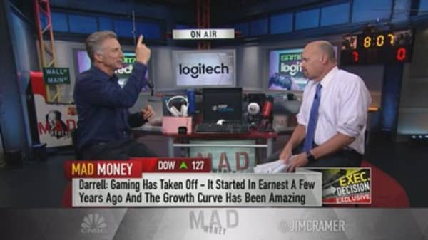 Logitech CEO: 'Inevitable' esports will be part of Olympics
