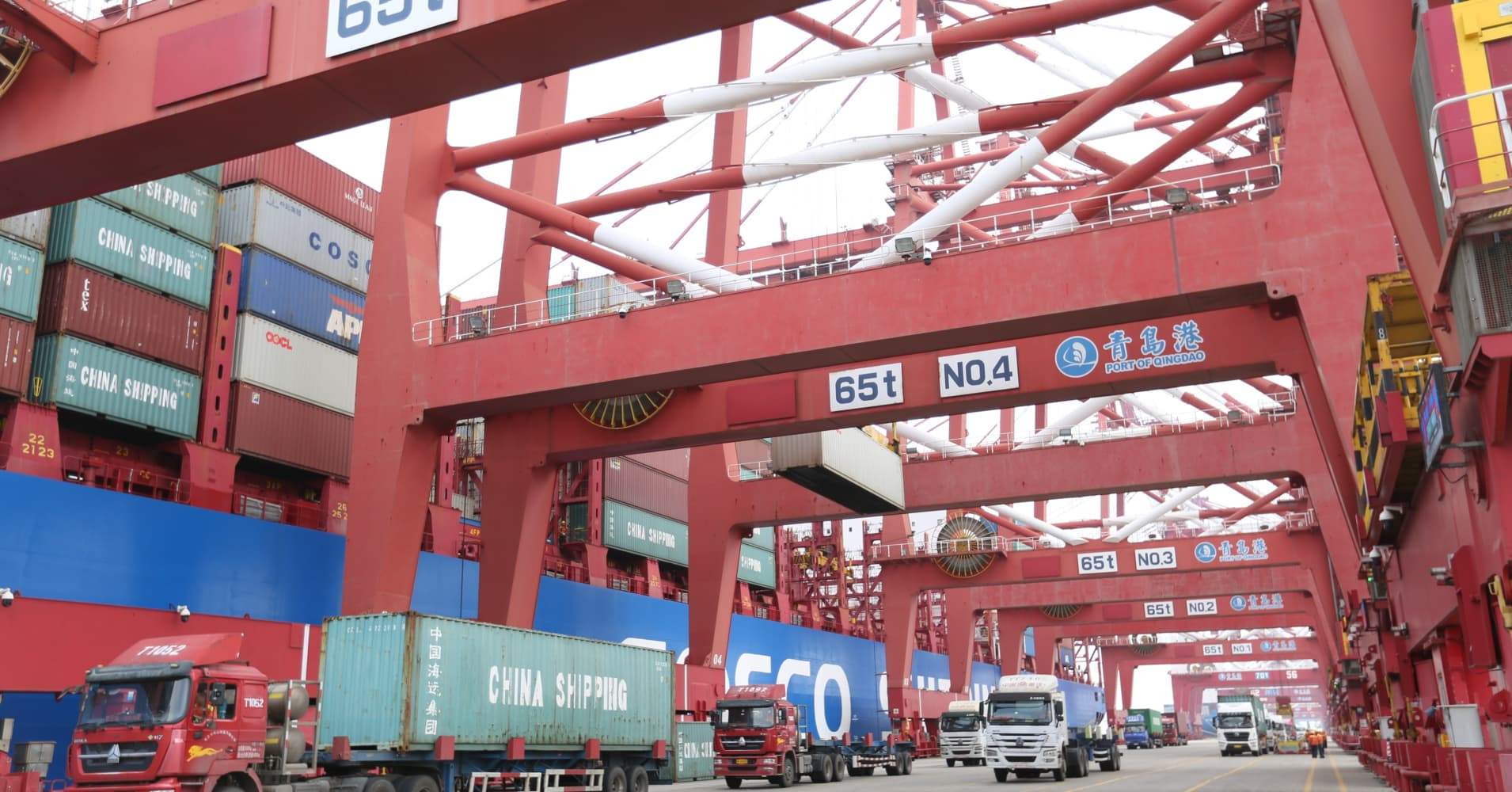 European stocks open lower after China's export slump rattles markets