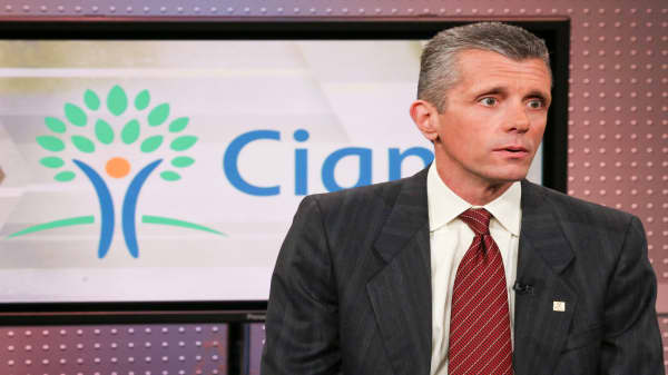Cigna CEO David Cordani defends Express Scripts deal