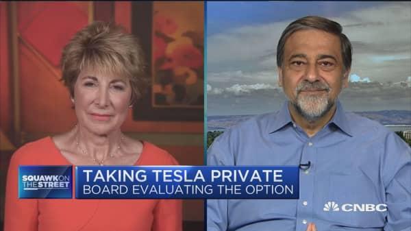 Elon Musk is a 'train wreck' as a public company CEO: Volvo board member