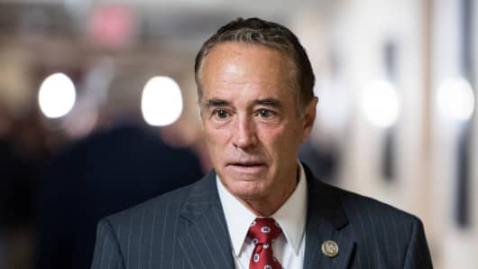 Rep. Collins calls Higgins a liar, citing media double-standard for Republicans