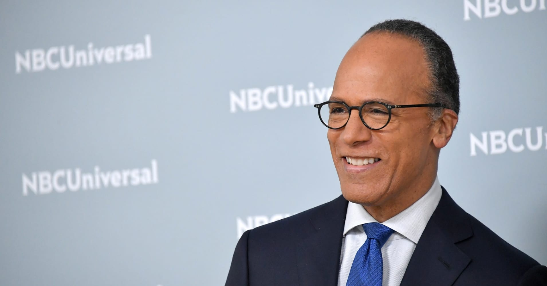 NBC Nightly News and Dateline NBC anchor Lester Holt