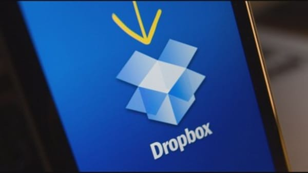 Dropbox has been on a wild ride, and one market watcher sees it surging 36 percent