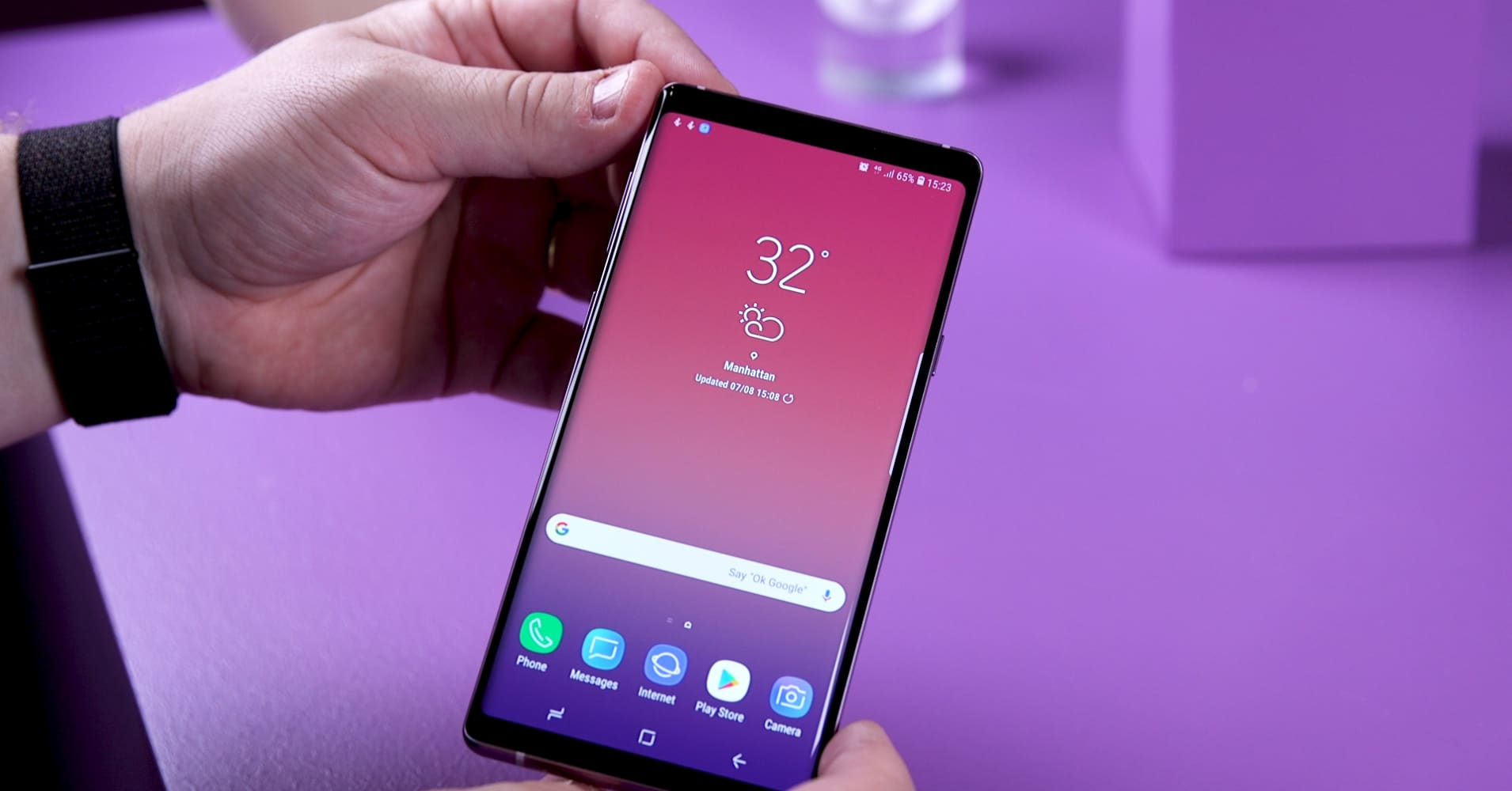 I made the switch from iPhone to Samsung Galaxy Note 9 — this is what I love and what I'll miss