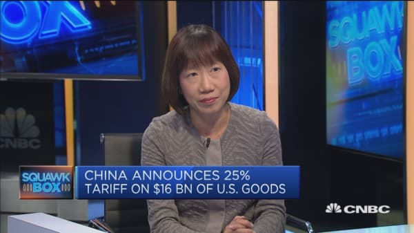 China is the 'epicenter' of the trade rhetoric, says strategist