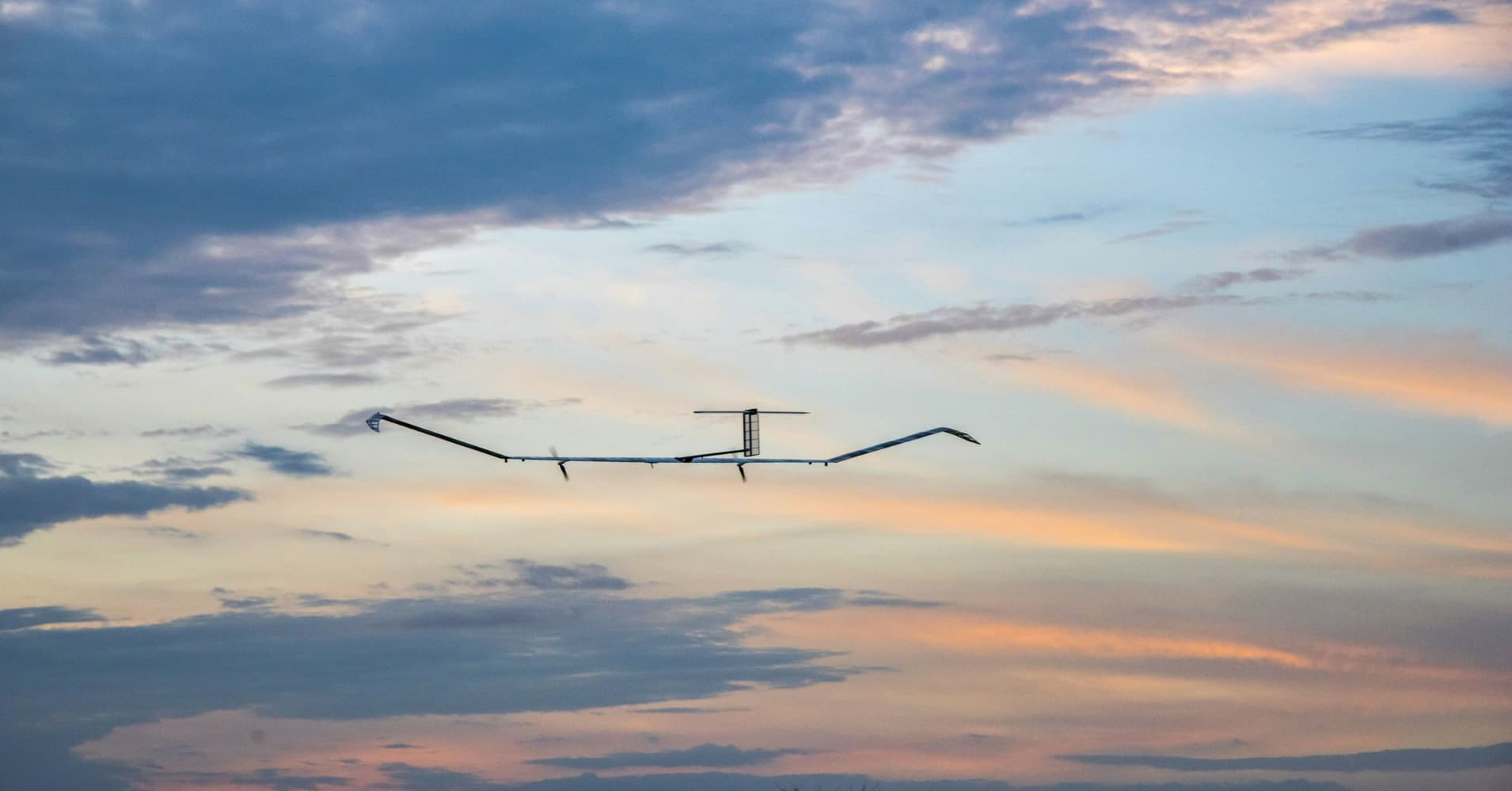 Airbus' solar-powered aircraft just flew for a record 26 days straight