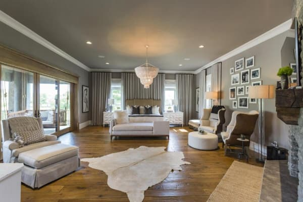 Photos Inside Country Star Jason Aldean S Tennessee Mansion