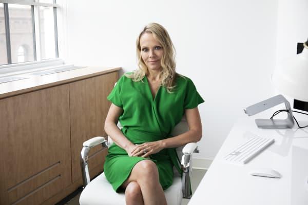 Maria Molland, the CEO of THINX
