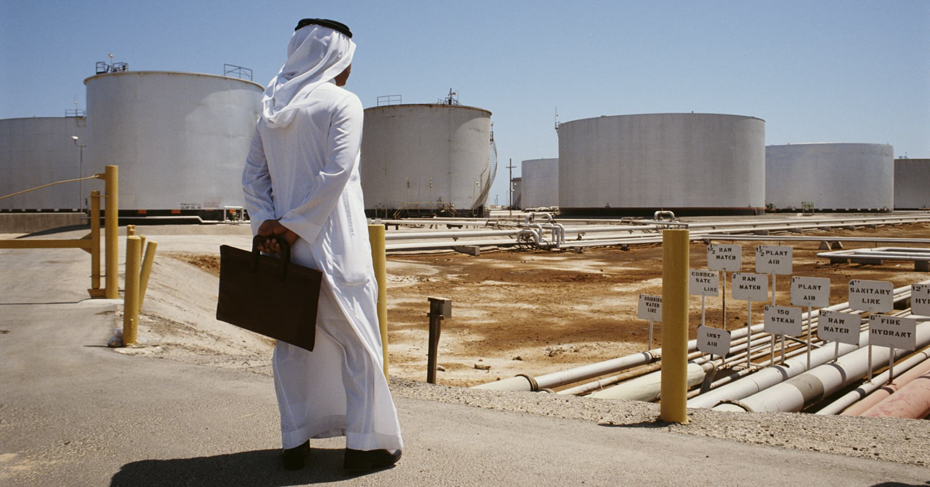 What is Saudi Aramco?