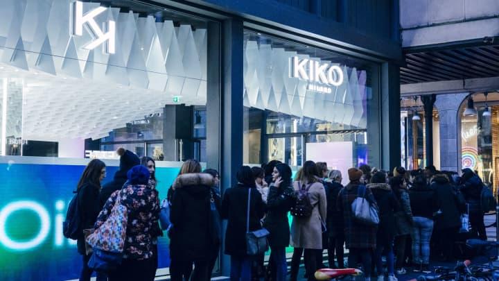 A Kiko store