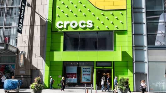 crocs office. Crocs Store In New York City. Crocs Office