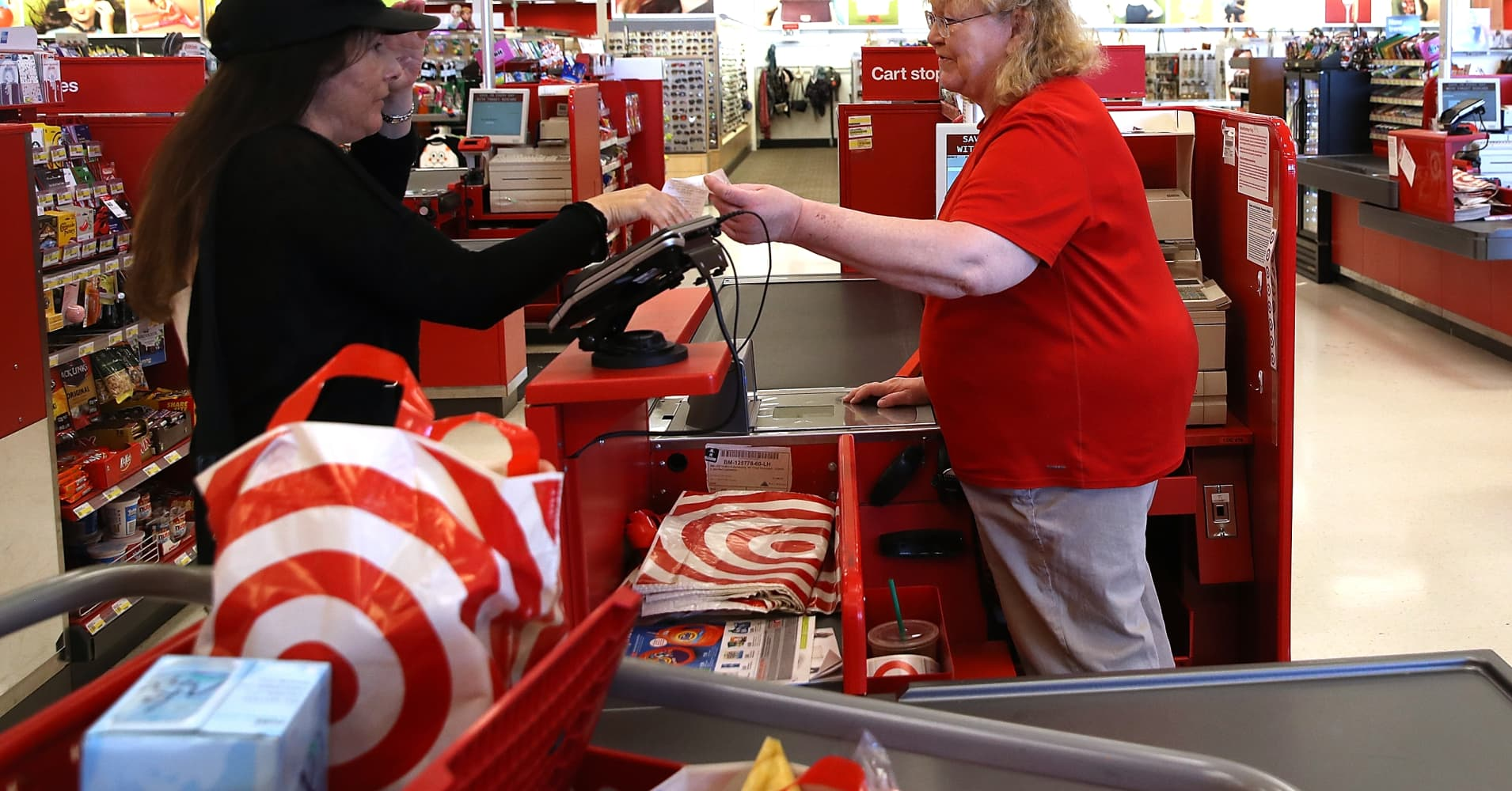 Buy Target shares before earnings due to its likely 'solid' results: Baird