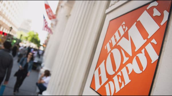Home Depot is set to report earnings next week. Here's what to watch