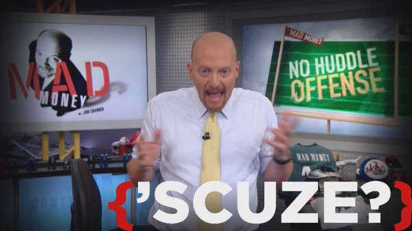 Cramer Remix: Trade sanctions are hurting hedge funds the most