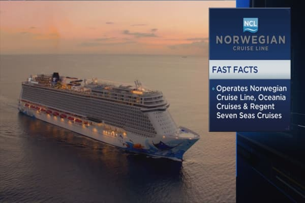 Norwegian Cruise Lines CEO: Economists should look at cruise industry as a leading economic indicator (cnbc.com)