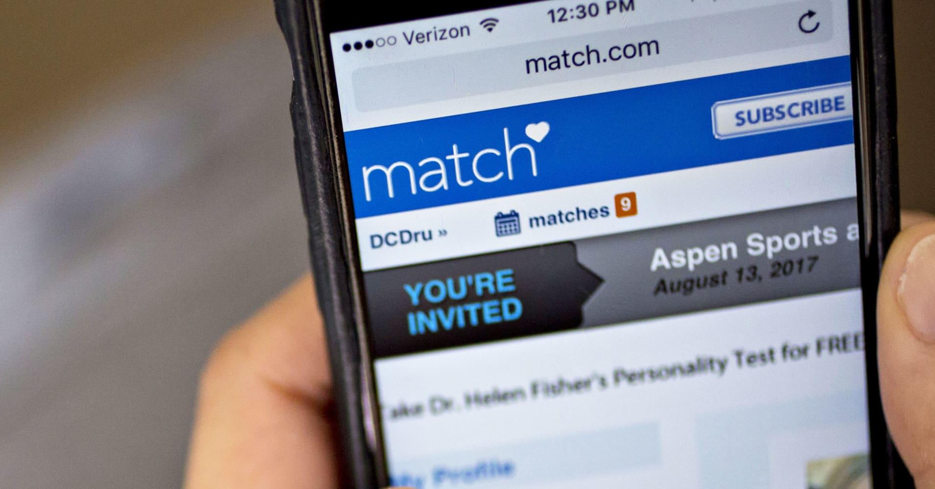 Match Group shares plummets 18% after weak revenue guidance