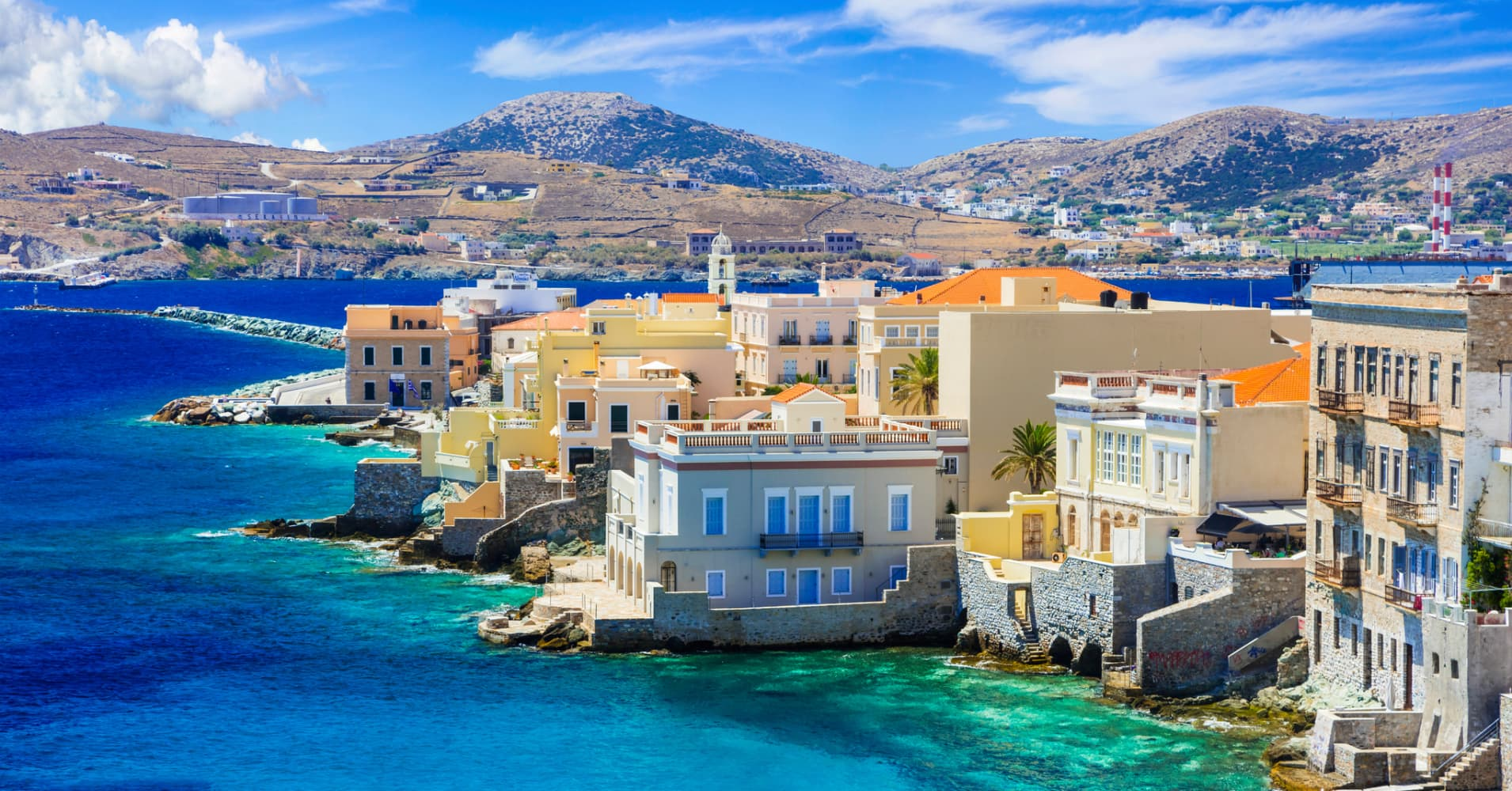 Dream job alert: Get paid to live on a stunning Greek island with 55 cats