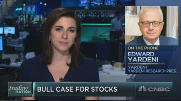 Millennials, baby boomers to help U.S. achieve its greatest economic expansion in history, market bull Ed Yardeni says