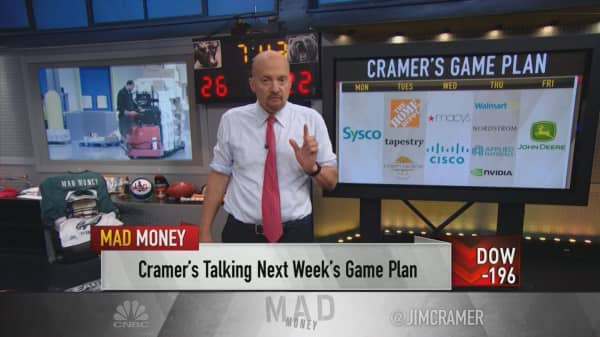 Cramer's game plan: Take time to study your stocks as earnings season fades