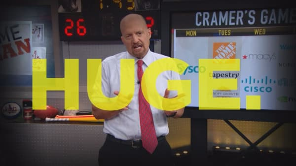 Cramer Remix: This is the earnings call to listen to