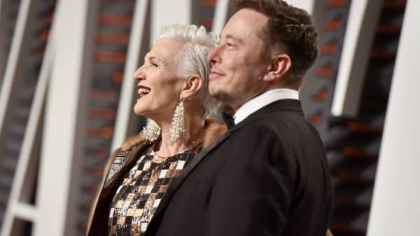 Elon Musk's family tree explained