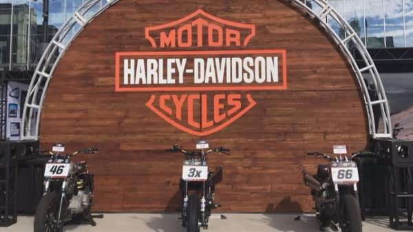 President Trump backs Harley-Davidson Boycott
