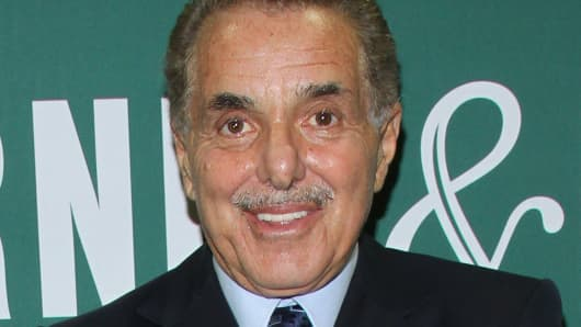 Leonard S. Riggio, founder of Barnes & Noble