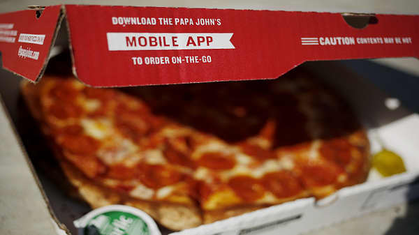 Longbow: The worst is over for Papa John's
