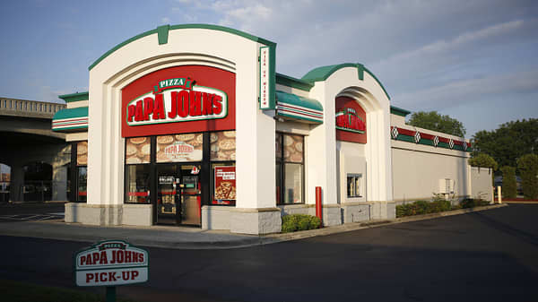 Papa John's throws franchisees a lifeline