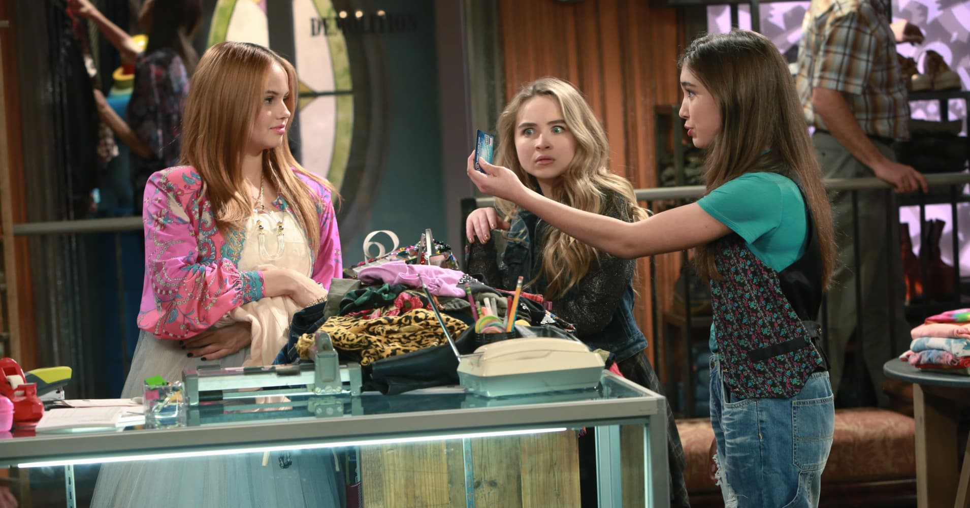 "Disney Channel's ""Girl Meets World"""